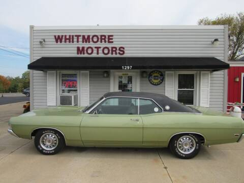 1969 Ford Torino for sale at Whitmore Motors in Ashland OH