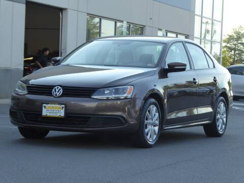 2011 Volkswagen Jetta for sale at Loudoun Used Cars - LOUDOUN MOTOR CARS in Chantilly VA
