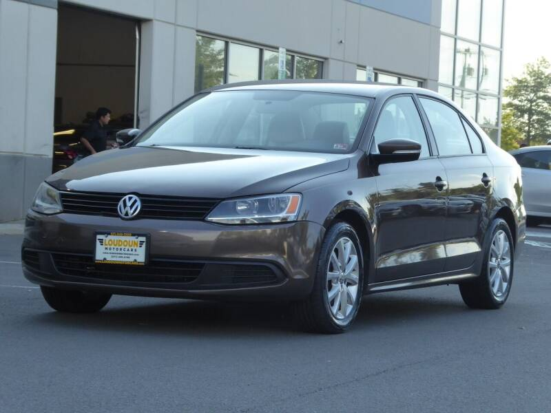 2011 Volkswagen Jetta for sale at Loudoun Motor Cars in Chantilly VA