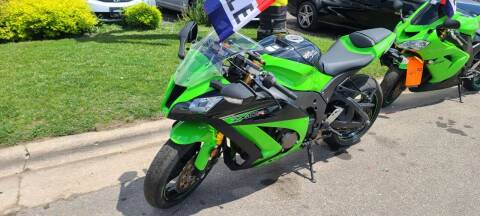 2013 Kawasaki zx1000r for sale at Steve's Auto Sales in Madison WI