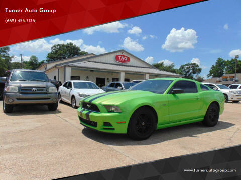 2013 Ford Mustang for sale at Turner Auto Group in Greenwood MS