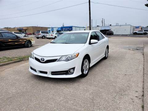 2013 Toyota Camry for sale at Image Auto Sales in Dallas TX