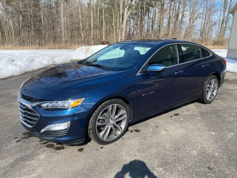 2020 Chevrolet Malibu for sale at CMC AUTOMOTIVE in Roann IN