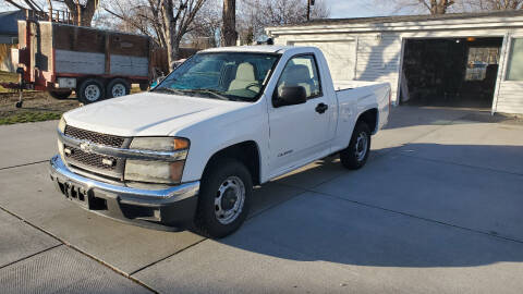 2005 Chevrolet Colorado for sale at West Richland Car Sales in West Richland WA