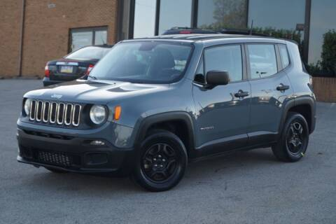 2017 Jeep Renegade for sale at Next Ride Motors in Nashville TN
