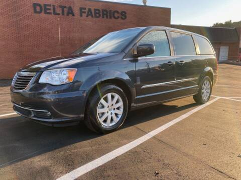 2014 Chrysler Town and Country for sale at GTO United Auto Sales LLC in Lawrenceville GA