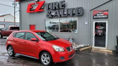 2009 Pontiac Vibe for sale at EZ Tire & Auto in North Tonawanda NY