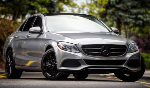 2016 Mercedes-Benz C-Class for sale at MS Motors in Portland OR
