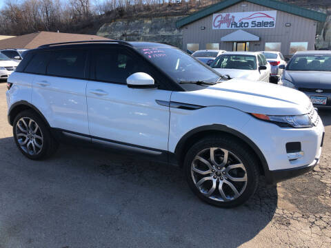 2015 Land Rover Range Rover Evoque for sale at Gilly's Auto Sales in Rochester MN