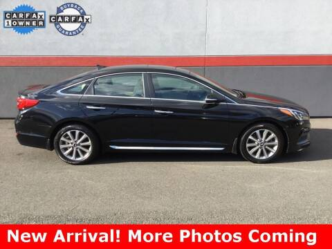 2017 Hyundai Sonata for sale at Road Ready Used Cars in Ansonia CT