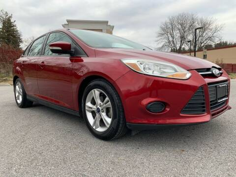 2014 Ford Focus for sale at Auto Warehouse in Poughkeepsie NY