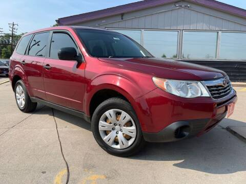 2009 Subaru Forester for sale at Colorado Motorcars in Denver CO