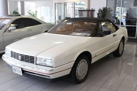 1989 Cadillac Allante for sale at Rancho Santa Margarita RV in Rancho Santa Margarita CA