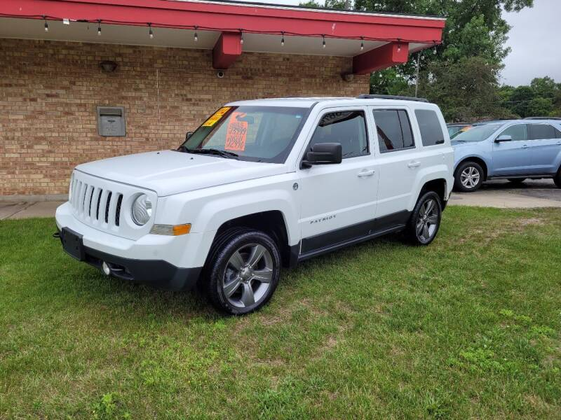 2014 Jeep Patriot for sale at Murdock Used Cars in Niles MI
