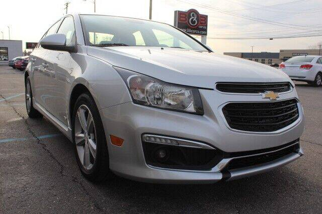 2015 Chevrolet Cruze for sale at B & B Car Co Inc. in Clinton Twp MI