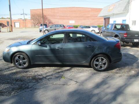 2005 Pontiac G6 for sale at 3A Auto Sales in Carbondale IL