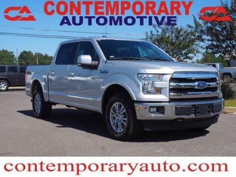 2017 Ford F-150 for sale at Contemporary Auto in Tuscaloosa AL