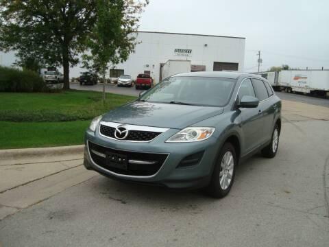 2010 Mazda CX-9 for sale at ARIANA MOTORS INC in Addison IL