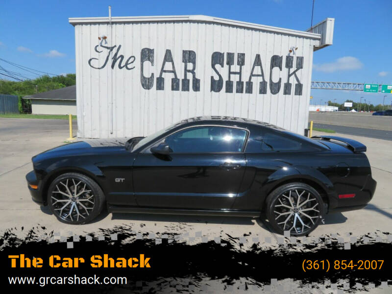 2008 Ford Mustang for sale at The Car Shack in Corpus Christi TX