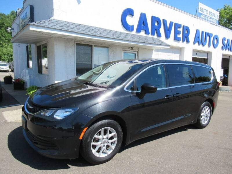 2017 Chrysler Pacifica for sale at Carver Auto Sales in Saint Paul MN