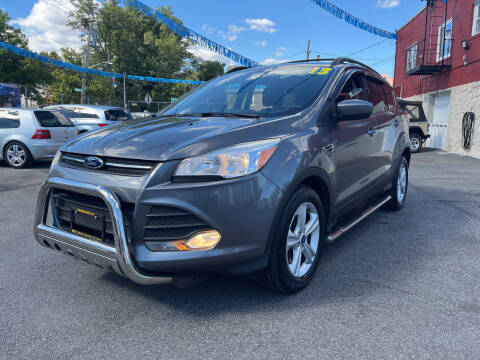 2013 Ford Escape for sale at PELHAM USED CARS & AUTOMOTIVE CENTER in Bronx NY