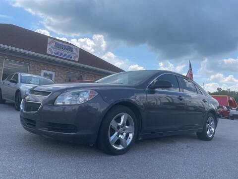 2012 Chevrolet Malibu for sale at Honest Abe Auto Sales 1 in Indianapolis IN