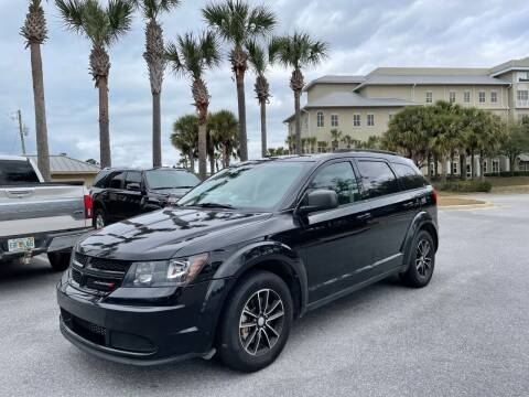 2017 Dodge Journey for sale at Gulf Financial Solutions Inc DBA GFS Autos in Panama City Beach FL
