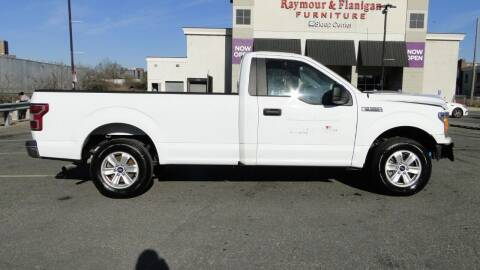 2019 Ford F-150 for sale at AFFORDABLE MOTORS OF BROOKLYN - Inventory in Brooklyn NY
