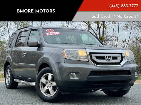2011 Honda Pilot for sale at Bmore Motors in Baltimore MD