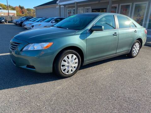 2007 Toyota Camry for sale at Capital Auto Sales in Providence RI