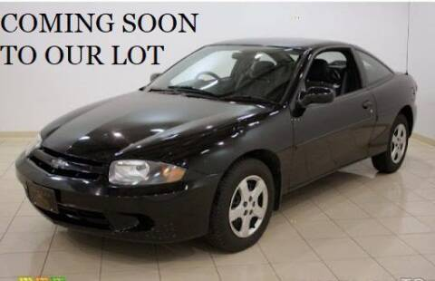 2004 Chevrolet Cavalier for sale at FASTRAX AUTO GROUP in Lawrenceburg KY