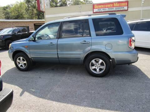 2006 Honda Pilot for sale at Downtown Motors in Milton FL