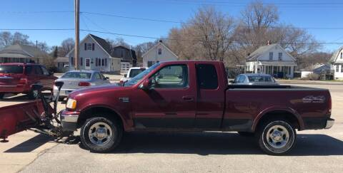 1999 Ford F-150 for sale at Velp Avenue Motors LLC in Green Bay WI