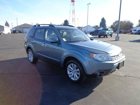2011 Subaru Forester for sale at New Deal Used Cars in Spokane Valley WA