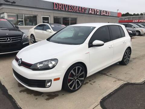 2014 Volkswagen GTI for sale at DriveSmart Auto Sales in West Chester OH