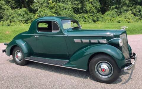 1937 Packard 120 for sale at Classic Car Deals in Cadillac MI