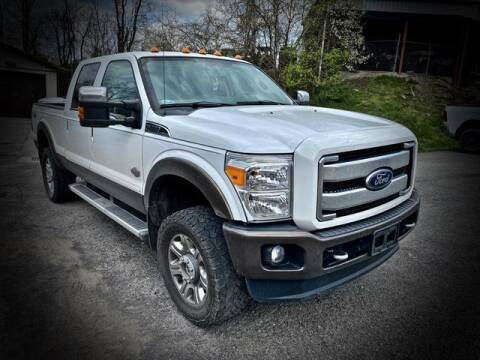2016 Ford F-250 Super Duty for sale at Carder Motors Inc in Bridgeport WV