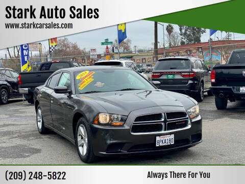 2014 Dodge Charger for sale at Stark Auto Sales in Modesto CA