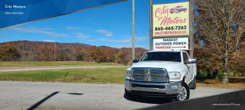 2014 RAM Ram Pickup 2500 for sale at City Motors in Mascot TN