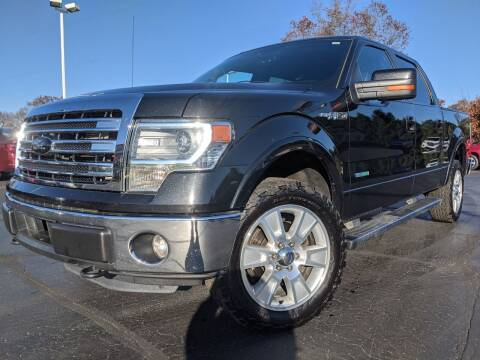 2013 Ford F-150 for sale at West Point Auto Sales in Mattawan MI