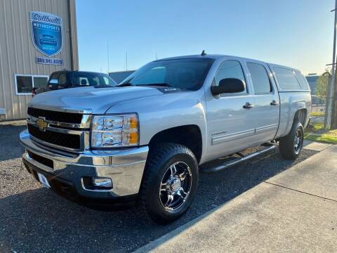 2011 Chevrolet Silverado 2500HD for sale at STILLBUILT MOTORSPORTS in Anacortes WA