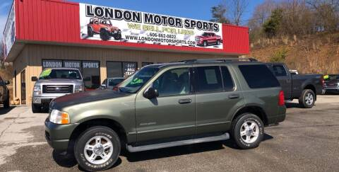 2004 Ford Explorer for sale at London Motor Sports, LLC in London KY