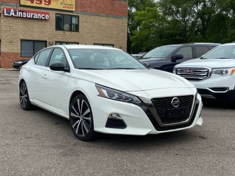 2020 Nissan Altima for sale at Car Source in Detroit MI