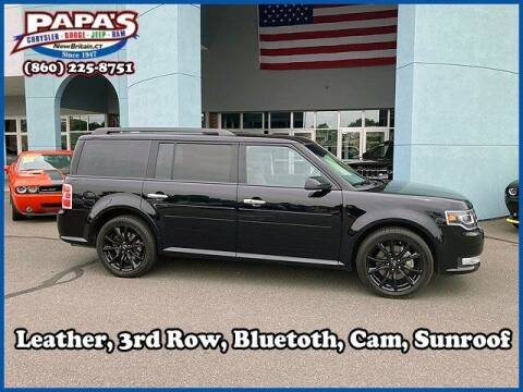 2017 Ford Flex for sale at Papas Chrysler Dodge Jeep Ram in New Britain CT