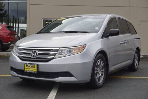 2012 Honda Odyssey for sale at Jeremy Sells Hyundai in Edmunds WA
