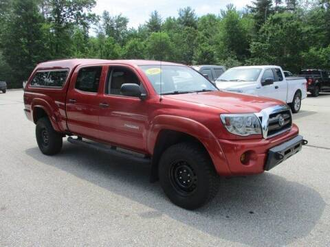 2008 Toyota Tacoma for sale at MC FARLAND FORD in Exeter NH