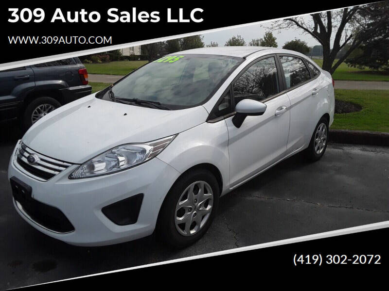 2012 Ford Fiesta for sale at 309 Auto Sales LLC in Harrod OH