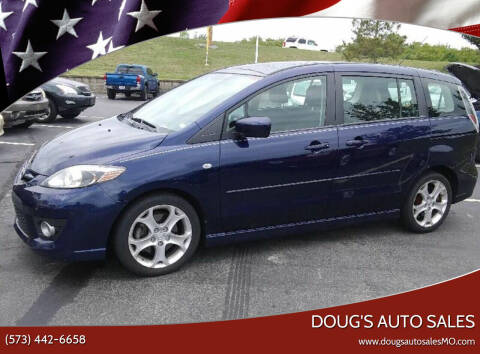 2008 Mazda MAZDA5 for sale at Doug's Auto Sales in Columbia MO