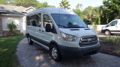 2018 Ford Transit Passenger for sale at Precision Auto Source in Jacksonville FL