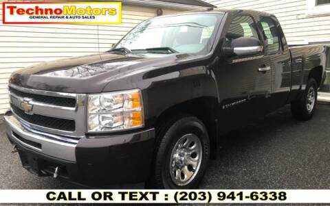 2009 Chevrolet Silverado 1500 for sale at Techno Motors in Danbury CT